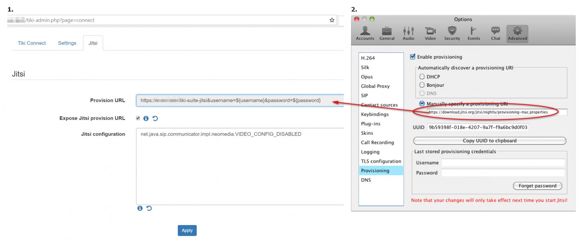 Jitsi   Documentation for Tiki Wiki CMS Groupware