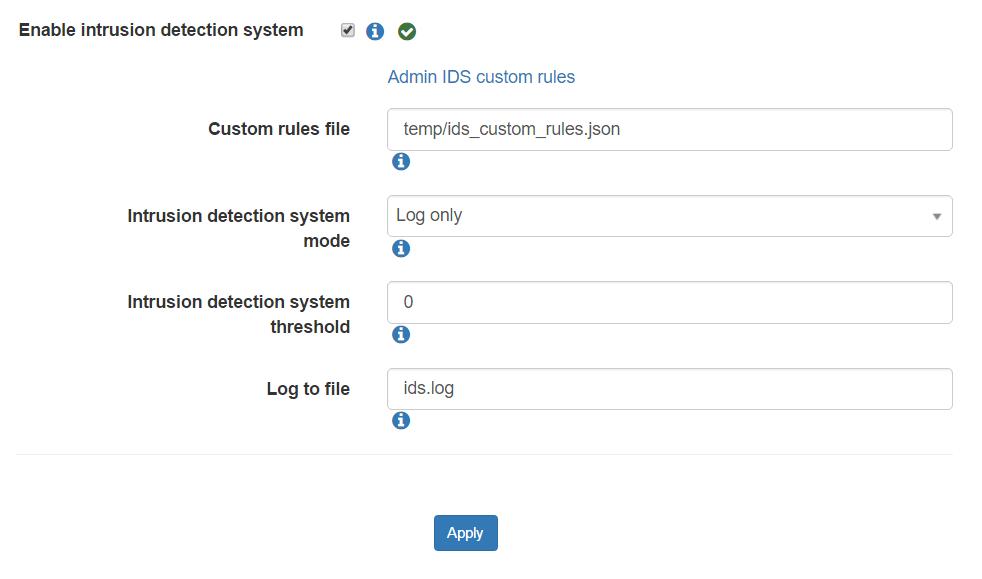 Intrusion Detection System Documentation For Tiki Wiki Cms Groupware